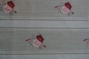 AJ tissu catalogue fleurs et rayures