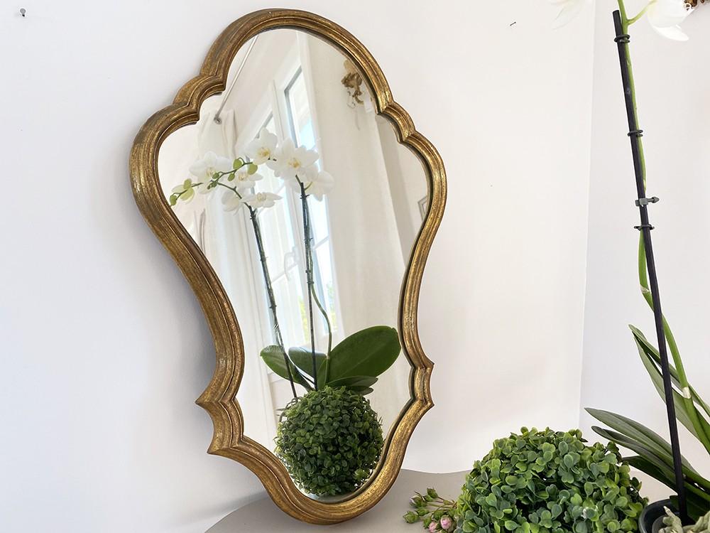 Miroir ancien vendu dans son jus ou relooké patiné Cottage et Patine