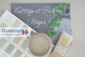 Certification Qualiopi Atelier Cottage et Patine
